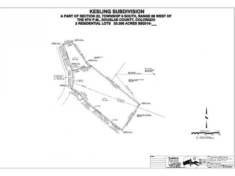 Perry Park Blvd Larkspur, CO 80118    MLS# 1881933